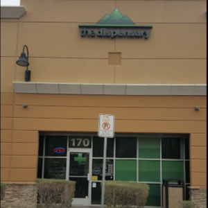 Weedshops, The Dispensary (Henderson)