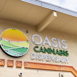 Weedshops, Oasis Cannabis Dispensary