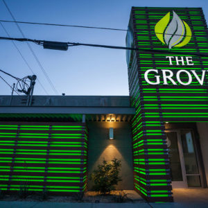 Weedshops, The Grove