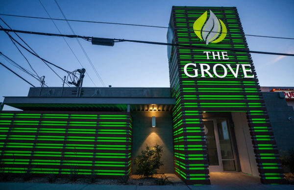 Weedshops, The Grove