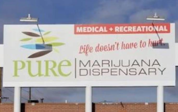 Pure Marijuana Dispensary | Sheridan Blvd.